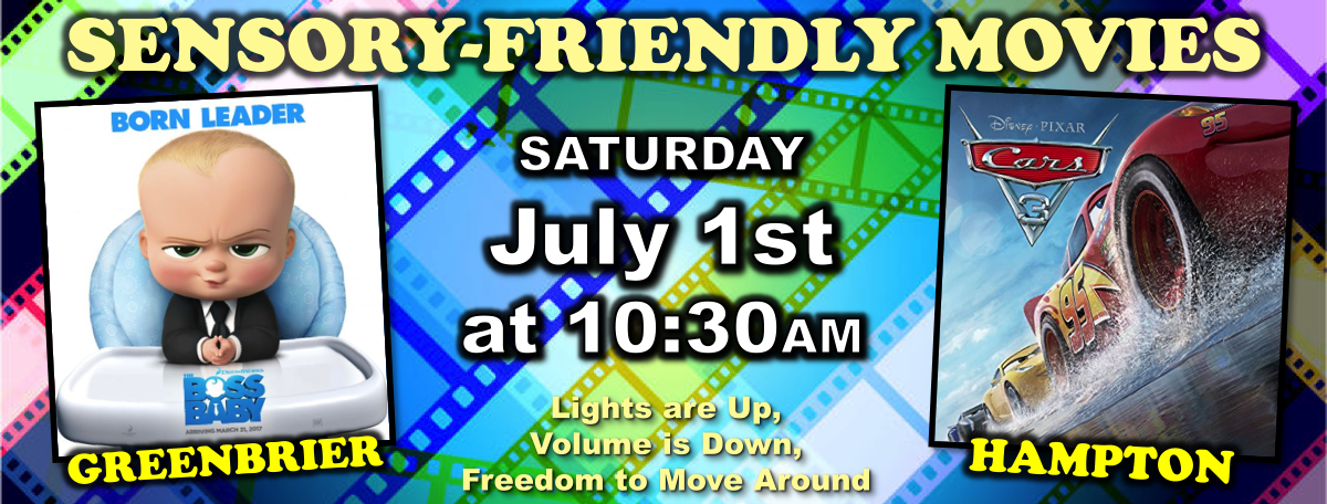 Sensory_Friendly Movies