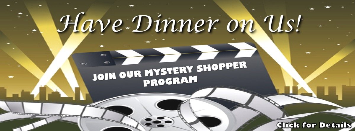 Join the Cinema Cafe Mystery Shopper Program