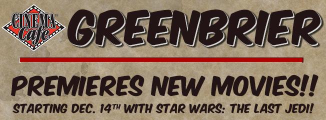 Cinema-Cafe-Greenbrier-Chesapeake-Showtimes