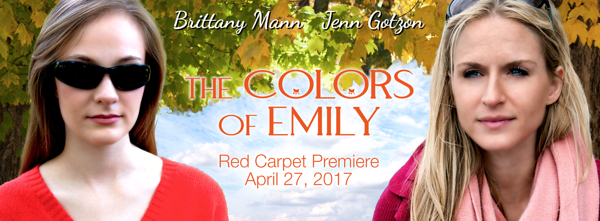 THE COLORS OF EMILY - SHOWPLACE EAST RED CARPET THIS THURSDAY APRIL 27 6:00PM