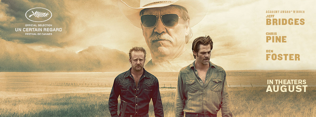 HELL OR HIGH WATER!  NOW SHOWING!  ROYAL SUITES!