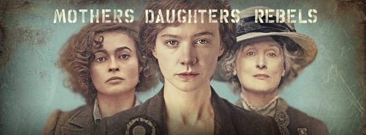 Suffragette - Now Showing!