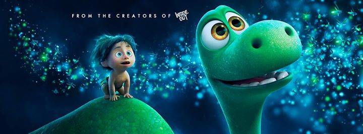 The Good Dinosaur Now Playing!