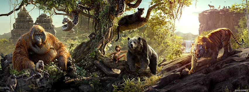 THE JUNGLE BOOK! NOW SHOWING IMAX 3D AND ROYAL SUITE!