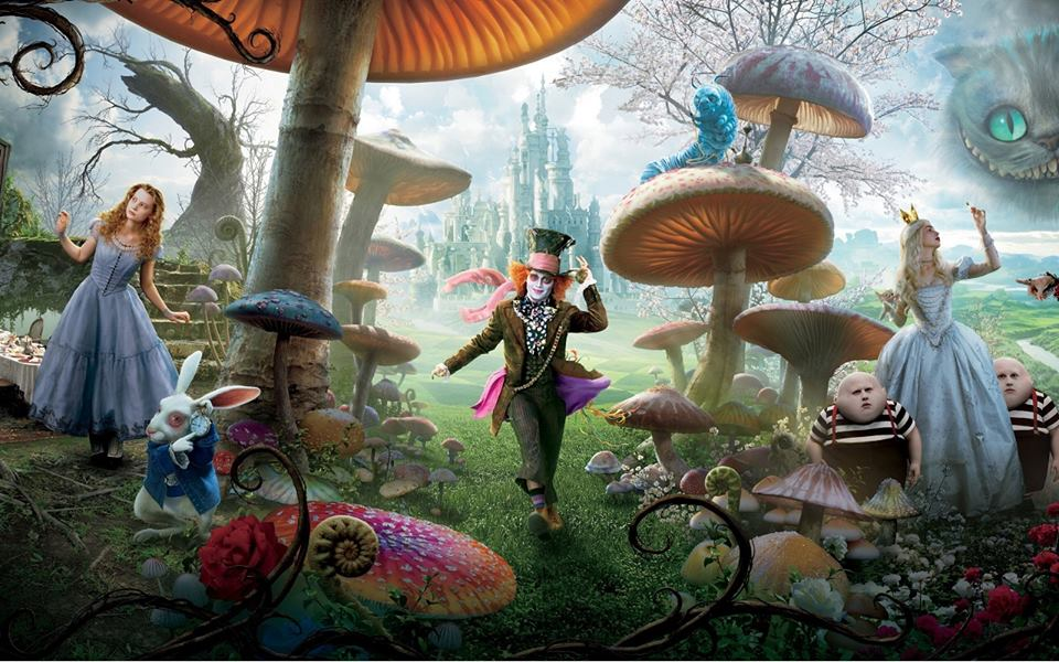 Alice Through The Looking Glass Starts Friday!  IMAX 3D and Royal Suites!