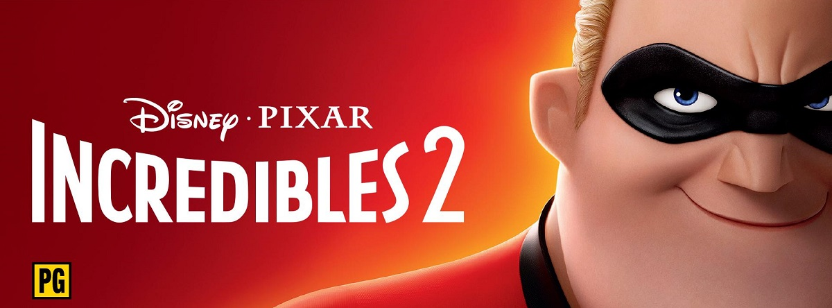 Incredibles 2 The