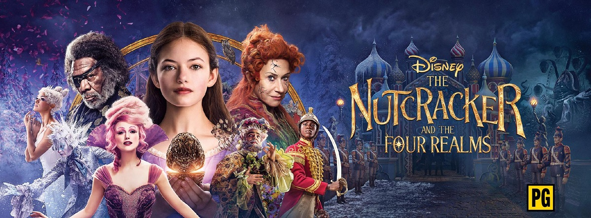 Nutcracker and the Four Realms The
