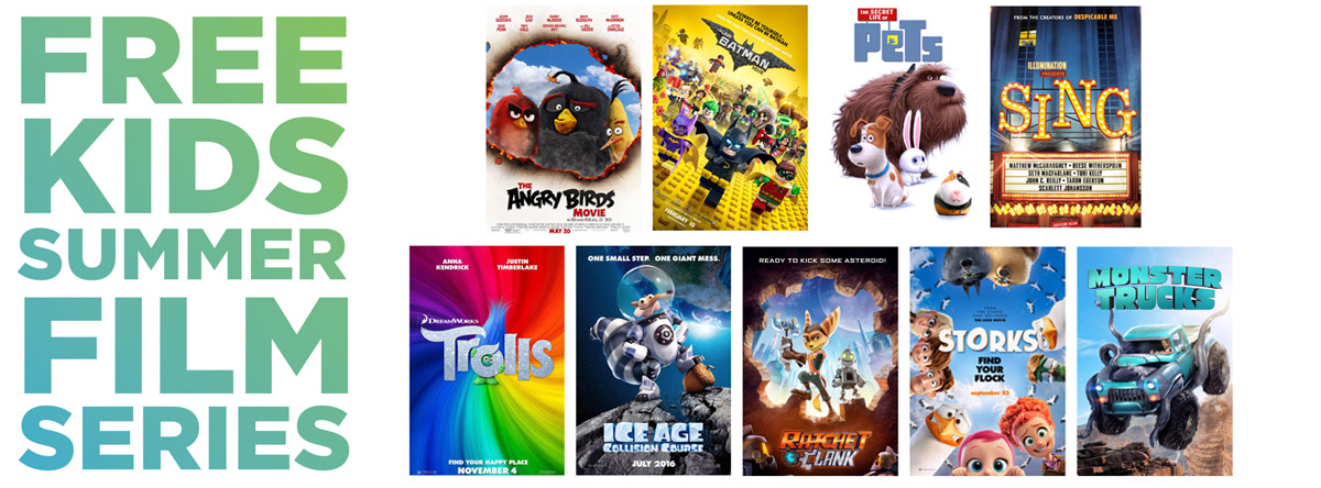 Free Kids Summer Films