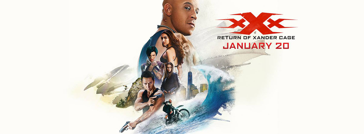 xXx The Return of Xander Cage 3D