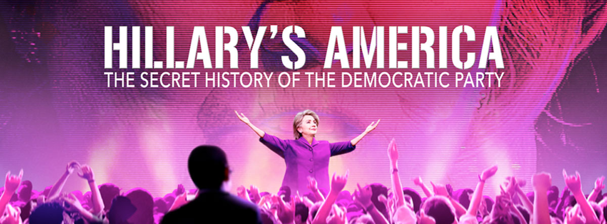 Hillarys America The Secret History of the Democratic Party