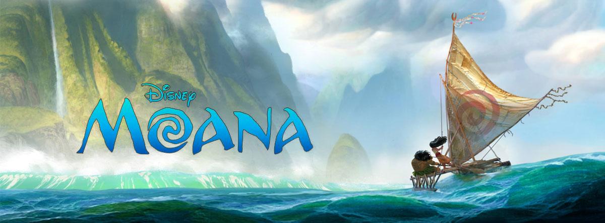 Moana in Disney Digital 3D