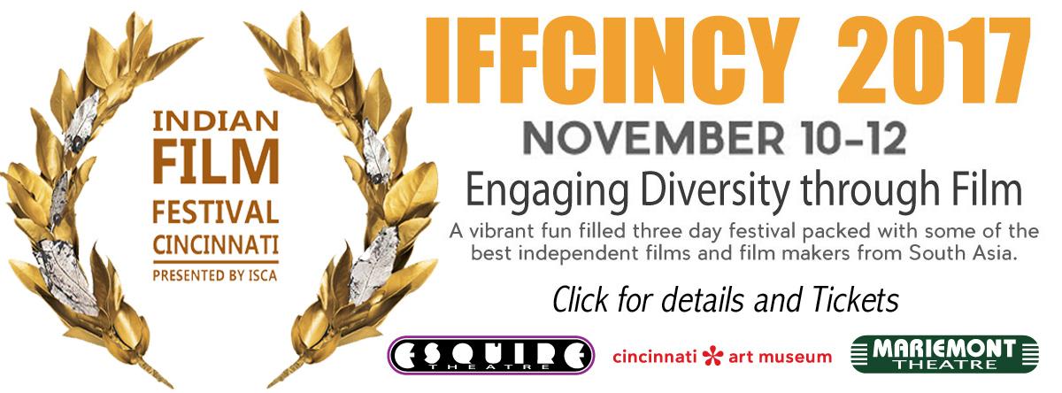 Indian Film Festival Cincinnati 2017