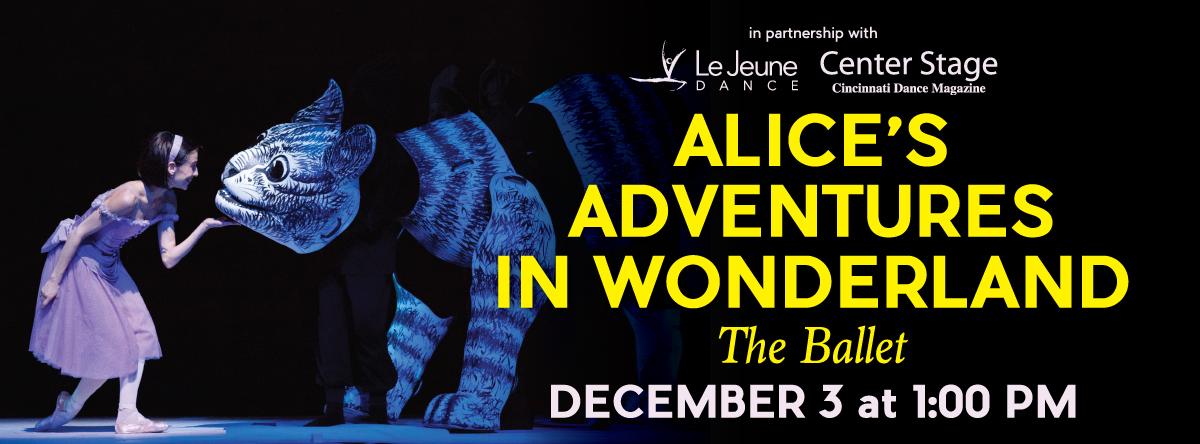 Alices Adventures In Wonderland the Ballet