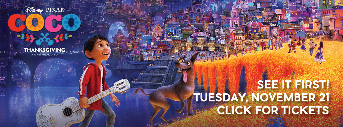 Early Openings and Screenings#coco
