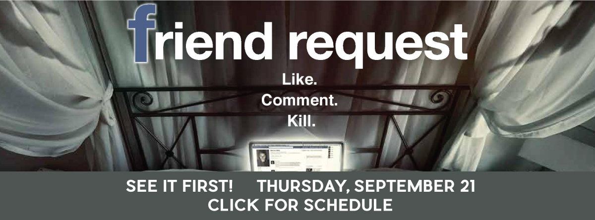 Early Openings and Screenings#friendrequest