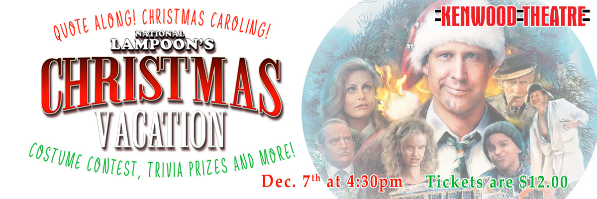 NATIONAL LAMPOONS CHRISTMAS VACATION_ INTERACTIVE EVENT!
