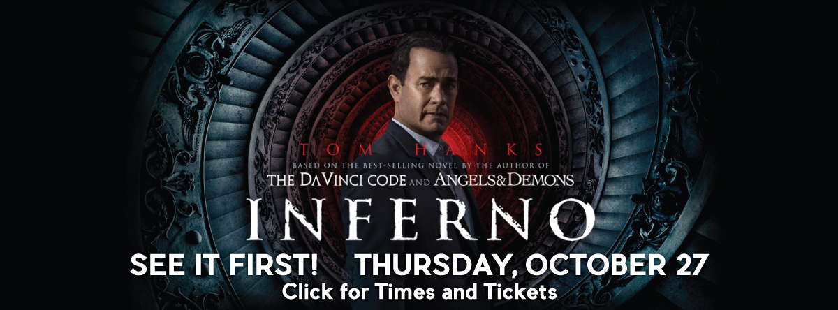 Thursday Screenings#inferno