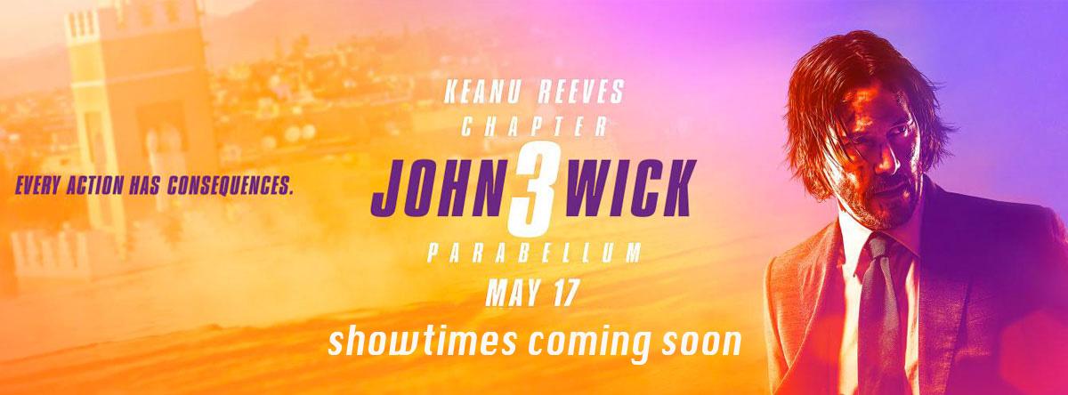 John Wick Chapter 3 _ Parabellum