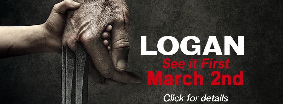 Early Openings and Screenings#Logan