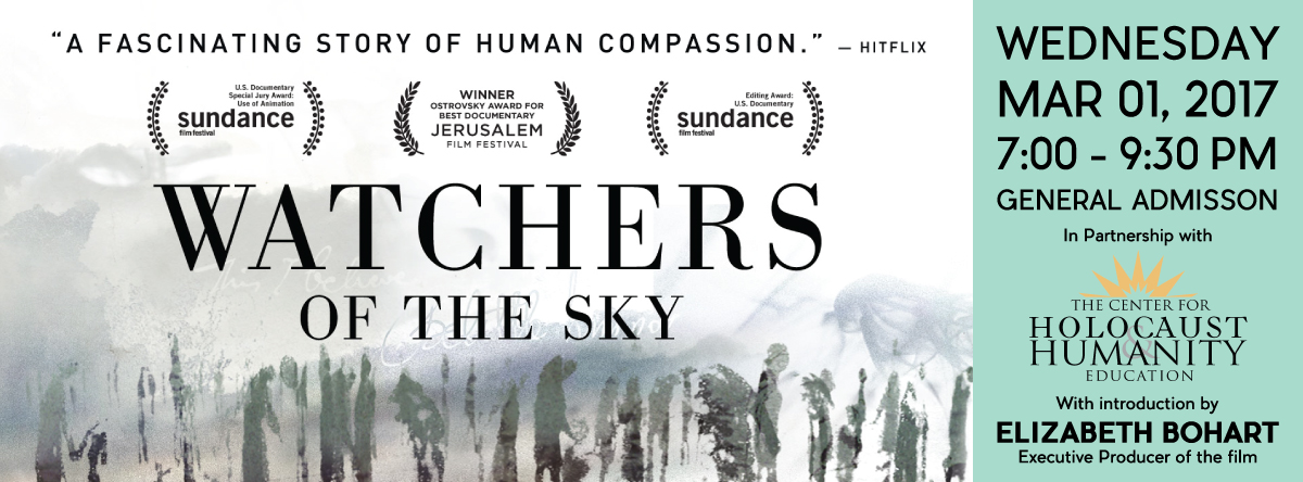 WATCHERS IN THE SKY with Special Intro