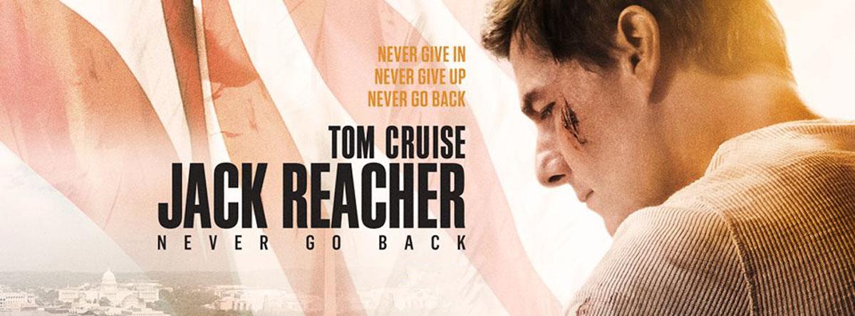 Jack Reacher Never Go Back