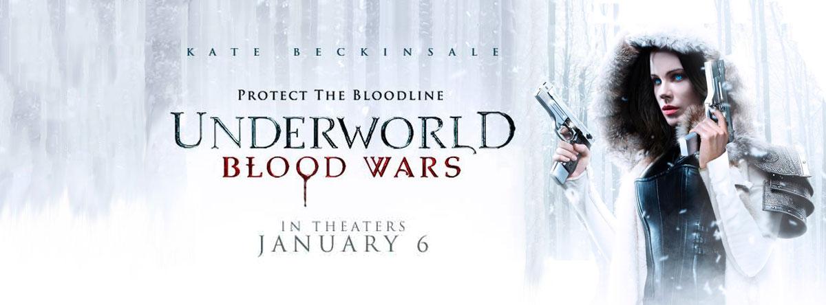Underworld Blood Wars 3D