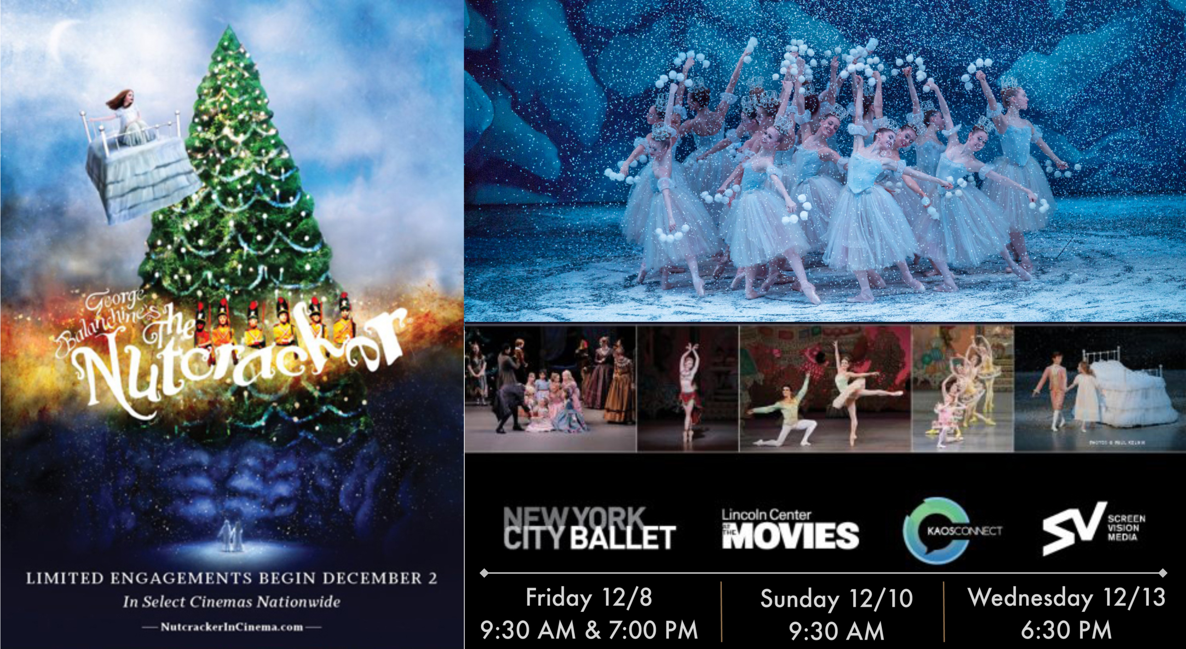 Nutcracker - NewYork Ballet
