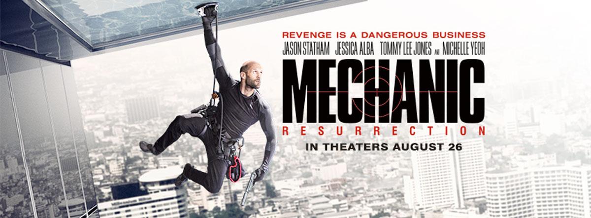 Mechanic: Ressurection