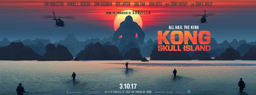 Kong Skull Island