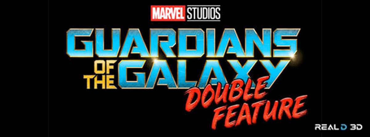 3D Double Feature: Guardians Of The Galaxy Vol. 1 & 2:  Thursday, May 4 - starts 4:30 pm       Metro 4: Santa Barbara