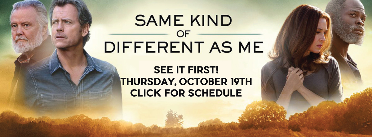 Early Openings and Screenings#different