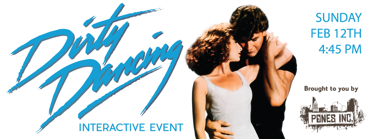 Dirty Dancing Interactive Event w  PONES INC.