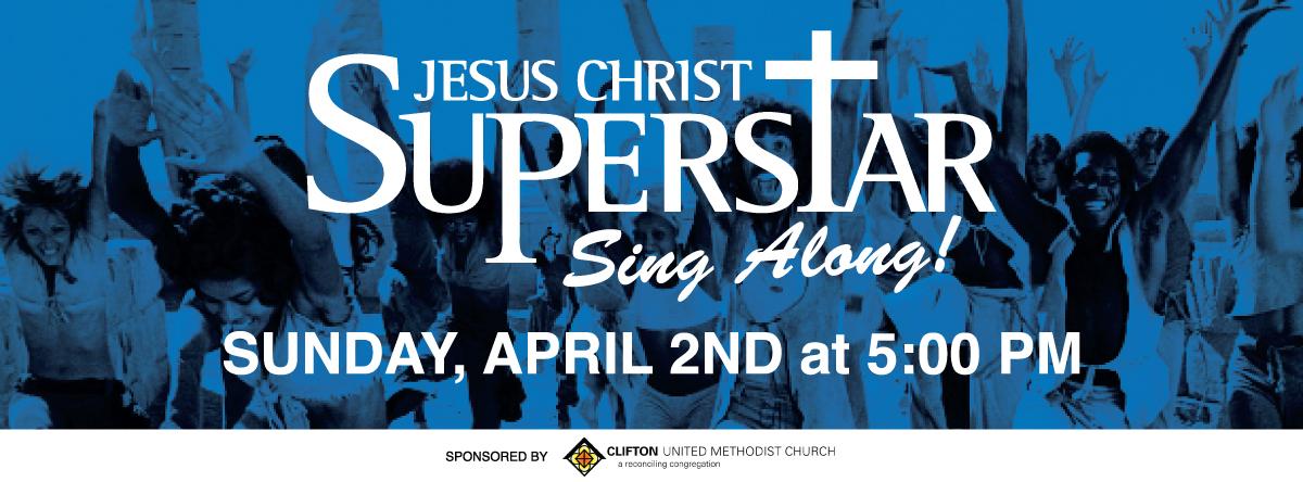 Jesus Christ Superstar Sing Along
