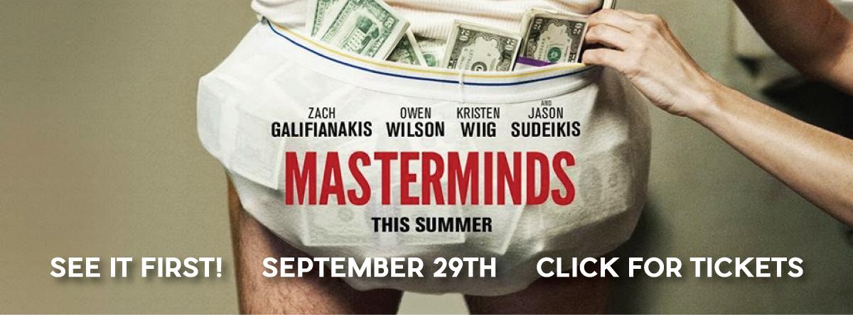 Screenings#MASTERMIND