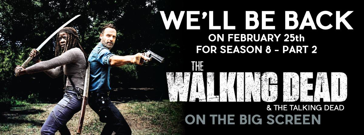 The Walking Dead Season 8 Premiere   100th Episode Party