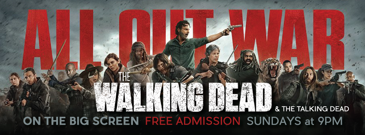 The Walking Dead Season 8 Premiere   100th Episode Party
