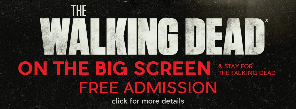 Walking Dead on the Big Screen