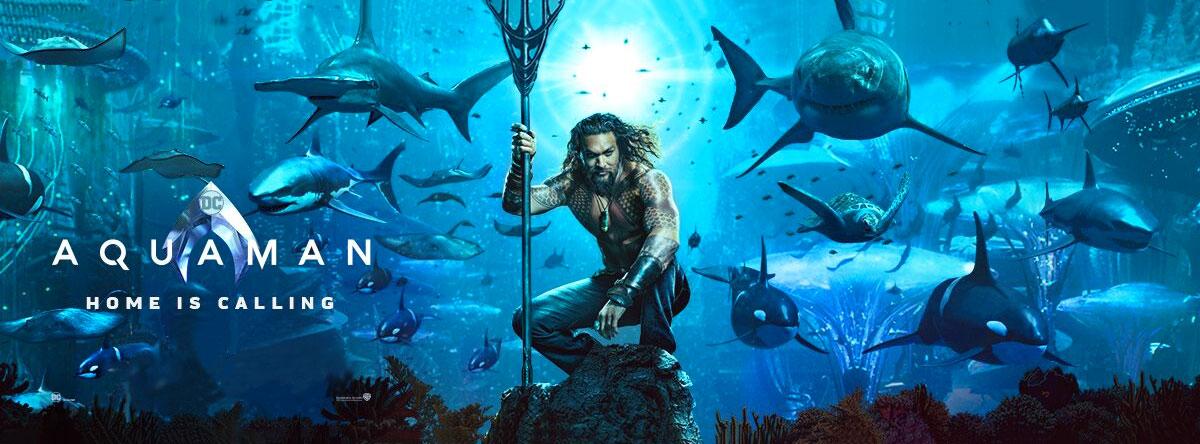 Slider Image for Aquaman