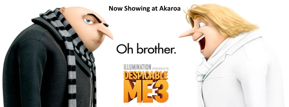 Slider Image for Despicable Me 3