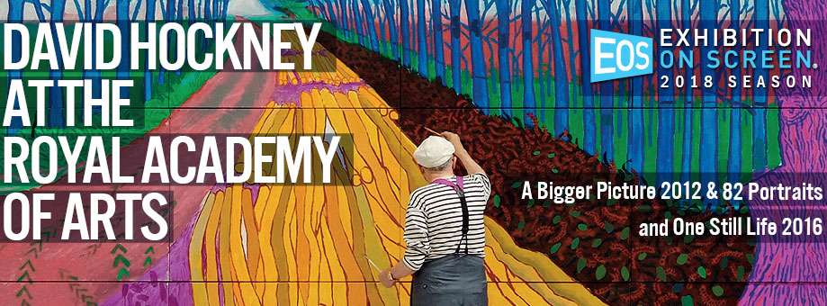 Exhibition On Screen David Hockney at the Royal Academy of Arts