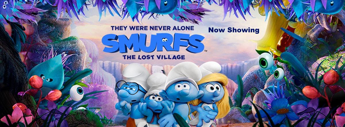 Slider Image for Smurfs: The Lost Village