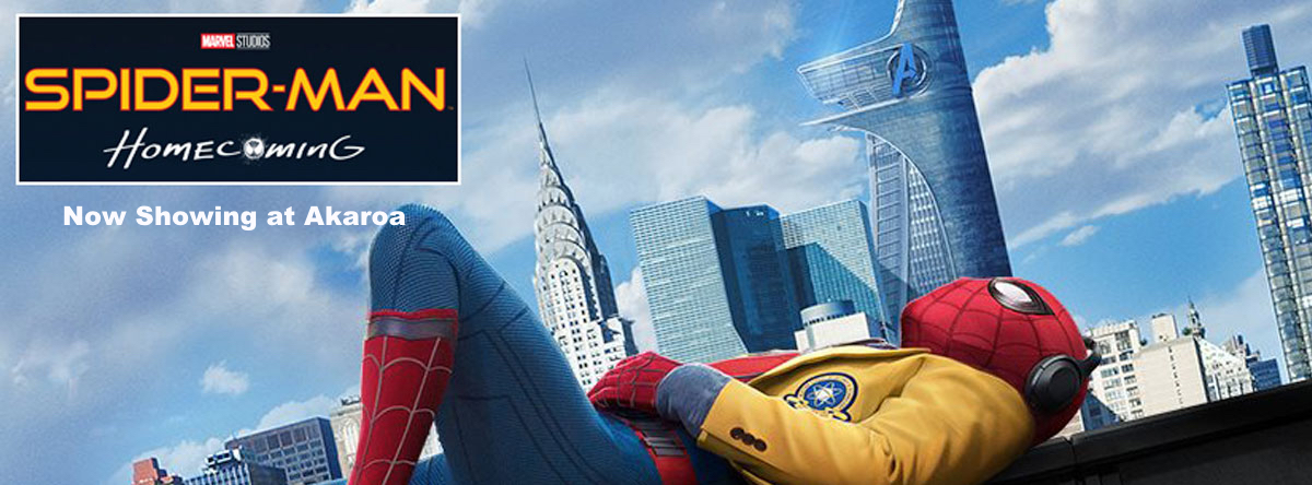 Slider Image for Spider-Man: Homecoming