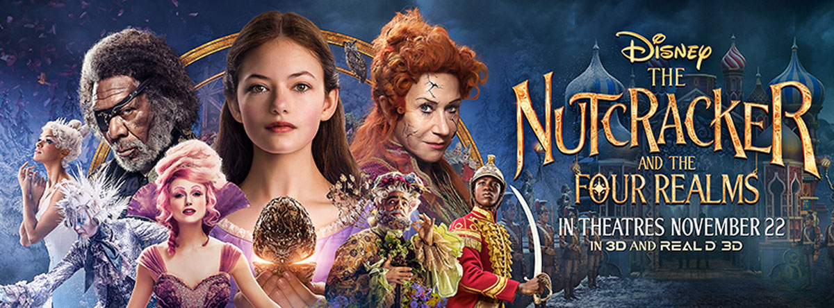 Slider Image for The Nutcracker and the Four Realms