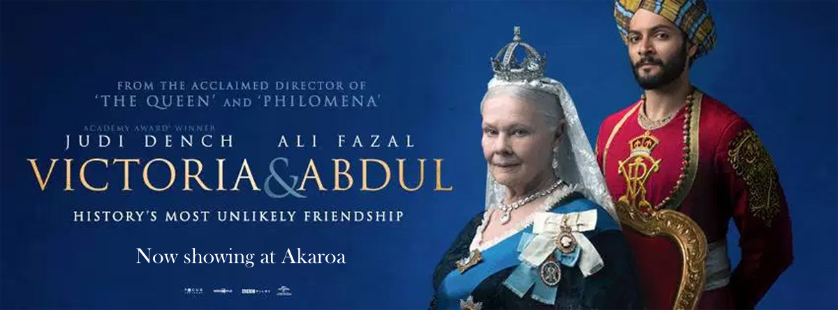 Slider Image for Victoria and Abdul
