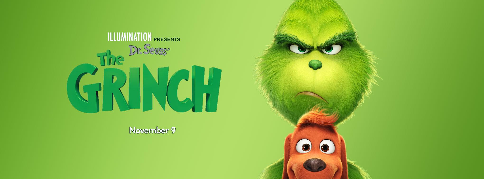 Slider image for Dr. Seuss' The Grinch