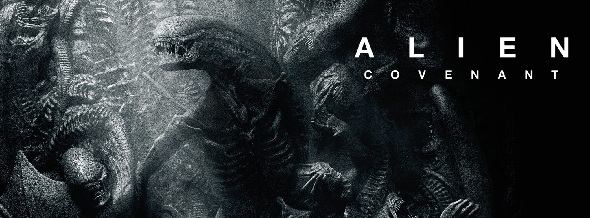 Alien: Covenant is now playing!