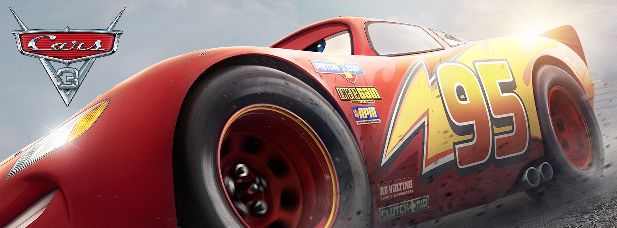 Cars 3 - now playing everywhere!