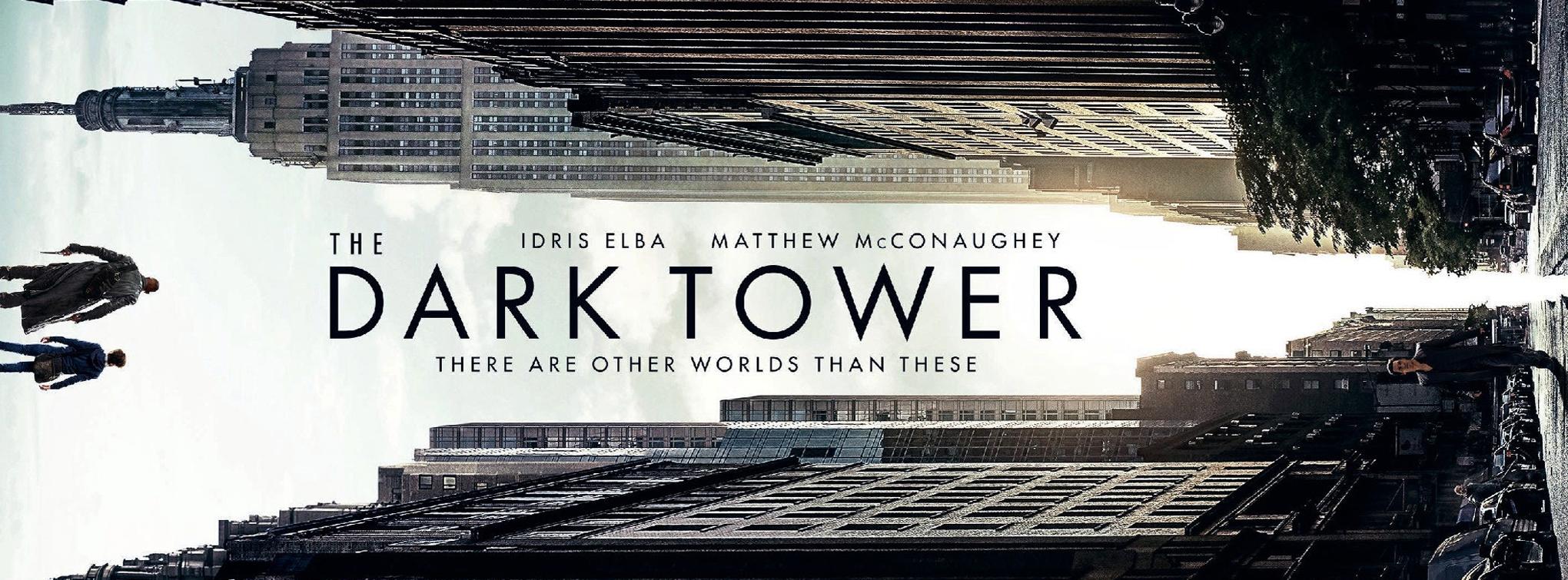 The Dark Tower premieres Thursday, August 3!