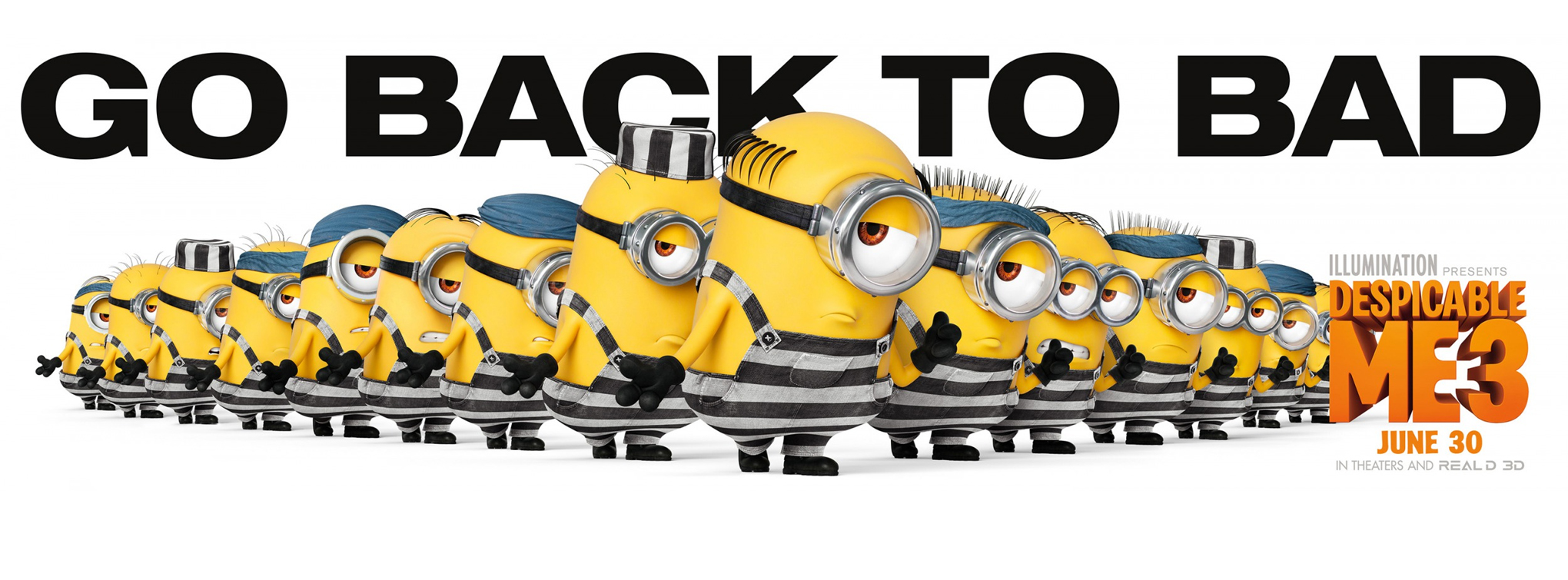 Despicable Me 3 - premiering everywhere Thursday, June 29!