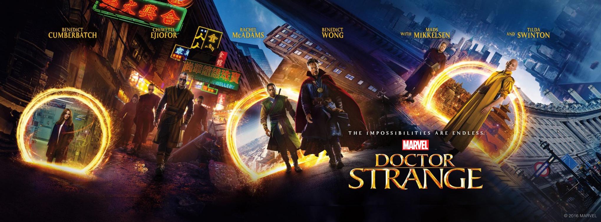 Doctor Strange premiere tickets on sale now!